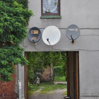 Brama satelitarna, Люблинец
