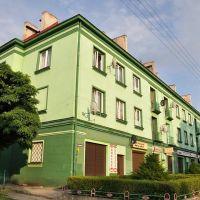 Zielony blok, Люблинец