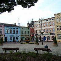 Lubliniec, plac Konrada Mańki., Люблинец