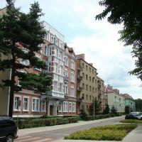 Lubliniec, ul. Paderewskiego., Люблинец