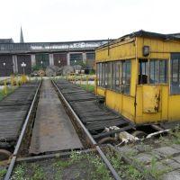 Obrotnica kolejowa, Мысловице