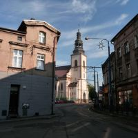 ul. Bytomska i Kościół Mariacki (Bytomska st. & Marys church), Мысловице
