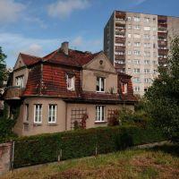 Widok z Kwiatowej (view from Kwiatowa st.), Мысловице