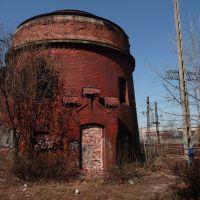 Wieża ciśnień (water tower in Mysłowice), Мысловице