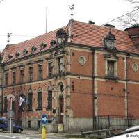 Budynek Poczty, Мысловице