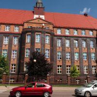 Wojewódzki Szpital Chirurgii Urazowej (hospital), Пшчина