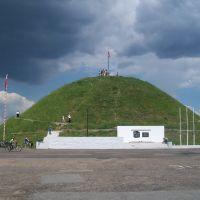 Kopiec Wyzwolenia, Пшчина