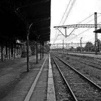 Pyskowice - old railway station, Пысковице