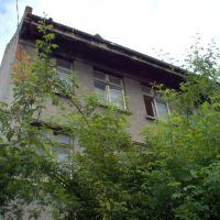 Rudera na ul. Poniatowskiego, Пысковице