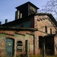 Stary budynek PKP, Пысковице