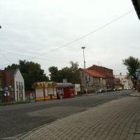 Plac autobusowy Rynek, Пысковице