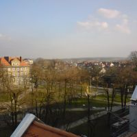 Wiosna nad Pyskowicami, Пысковице