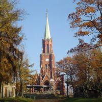 Sanktuarium Maryjne w Piekarach Śląskich, Рачиборз