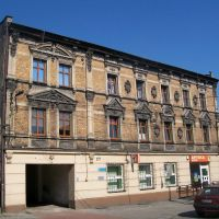 ul. Bytomska, Рачиборз
