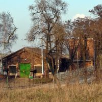 Dawna kopalnia Nowa Helena - warsztat i łaźnia, Руда-Сласка
