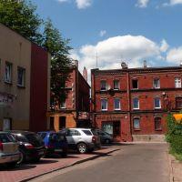 Ul. Lompy (Lompy st.), Руда-Сласка
