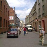 na ulicy Korfantego, Рыбник
