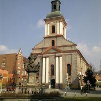 Kościół pw. Matki Boskiej Bolesnej zw. Starym, Рыбник