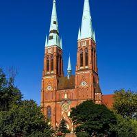 Rybnik - Bazilika Sv. Antonína /Basilica minor/, Рыбник