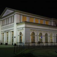 Dworzec przed świtem, Сосновец