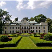 Muzeum Zagłębia w Będzinie, barokowo-klasycystyczny pałac w Będzinie-Gzichowie ¦ by pilago, Сосновец