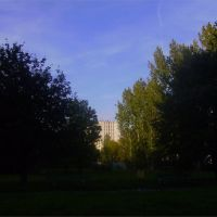 Katowice Paderewa, Сосновец