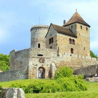 BĘDZIN (PL): Castle/Zamek., Сосновец