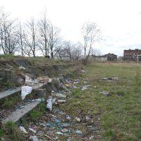 """""""WALCOWNIA"""" dawny stadion KS Polonia Sosnowiec..., Сосновец"""