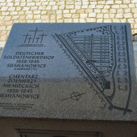 Cmentarz Żołnierzy Niemieckich, Тарновские-Горы