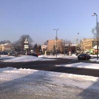 Roundabout, Цеховице-Дзедзице