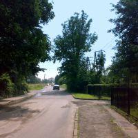 ul. Mazańcowicka, Czechowice-Dziedzice, Цеховице-Дзедзице