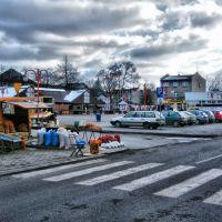 Plac Targowy, Цеховице-Дзедзице