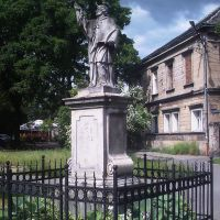 Figurka Świętego Jana, Честохова
