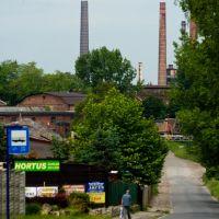 Siemianowice Śląskie, ulica Konopnickiej, Честохова