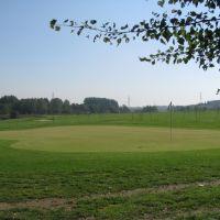 Tereny Bażanciarni - pole golfowe, Честохова