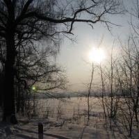 Pole golfowe, Siemianowice, Честохова