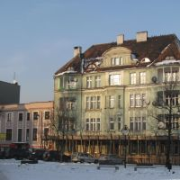 Rynek Miasta Siemianowice, Честохова