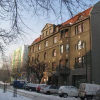 Siemianowice Centrum, ul. Świerczewskiego, Честохова