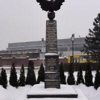 Pomnik Czynu Siemianowice, Честохова