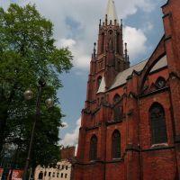 Kościół św. Krzyża (church in Siemianowice Śląskie), Честохова