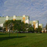 Siemianowice Sl.-Bytkow-Osiedle Mlodych-  PL, Честохова