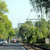 Katowice, al. Korfantego, Честохова