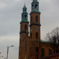 Bazylika w Piekarach Śiąskich, Чешин