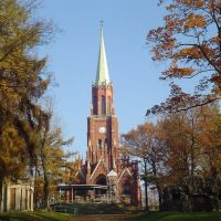 Sanktuarium Maryjne w Piekarach Śląskich, Чорзов