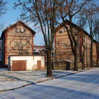 ul. Pocztowa 2008, Конские