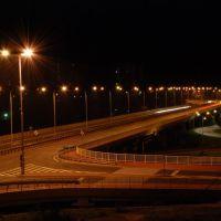 wiadukt w Gnieźnie 2008, Конские