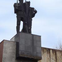 Pomnik Mieszka i Chrobrego przy MPPP w Gnieźnie, Конские