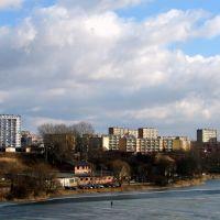 Gniezno - jezioro Świętokrzyskie., Конские