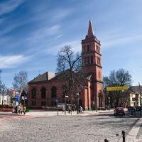 kościół garnizonowy w Gnieźnie, Конские