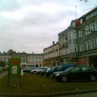 Zielony Rynek w Gnieźnie, Конские